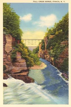 Fall Creek Gorge, Ithaca