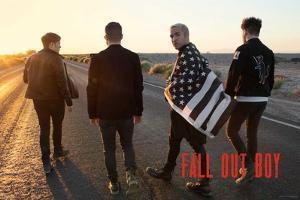 Fall Out Boy- Desert Walk
