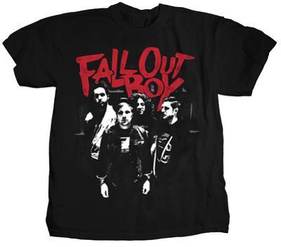 Fall Out Boy - Punk Scratch Photo