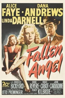 Fallen Angel, 1945, Directed by Otto Preminger