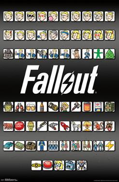 FALLOUT 4 - EMOJIS