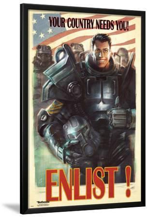 Fallout 4- Enlist