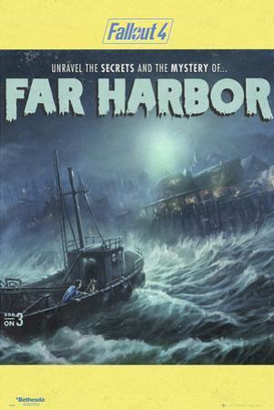 Fallout 4- Far Harbour