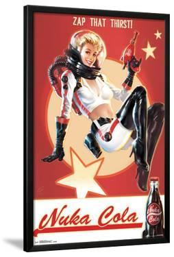 Fallout 4- Nuka Cola Zap That Thirst