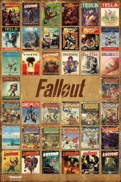 Fallout 4- Pulp Fiction Compilation