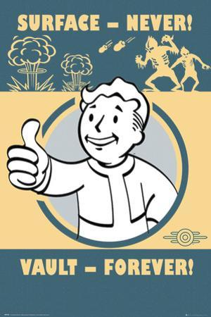 Fallout 4- Vault Forever