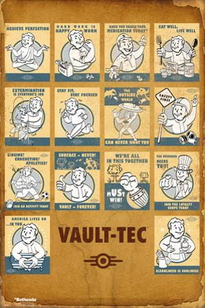 Fallout 4- Vault Tec Compilation