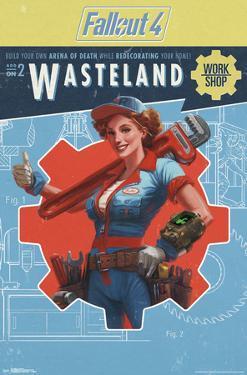 FALLOUT 4 - WASTELAND
