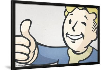 Fallout- Thumbs Up