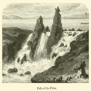 Falls of the Felou