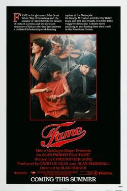 Fame, Irene Cara, Lee Curreri, 1980, © MGM/courtesy Everett Collection