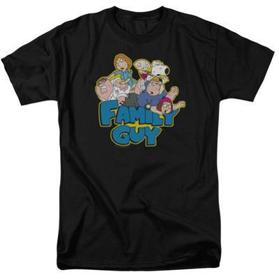 Family Guy - Family Fight
