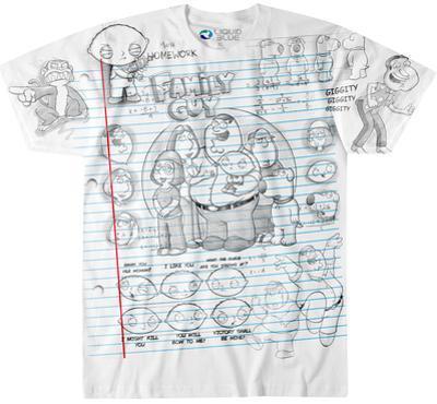 Family Guy- Family Guy Sketch