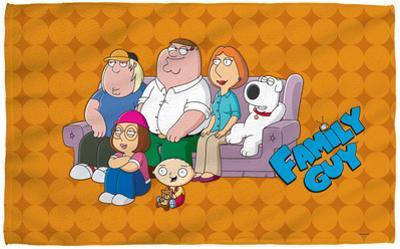 Family Guy - Family Portrait Beach Towel
