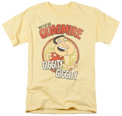 Family Guy - Quagmire