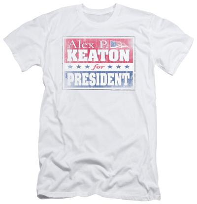 Family Ties - Alex For President (slim fit)