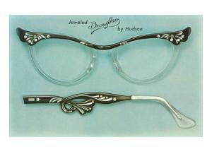 Fancy Eyeglass Frames