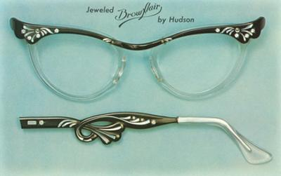 Fancy Eyeglass Frames