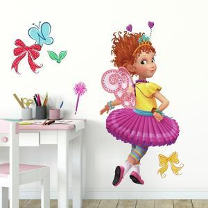 FANCY NANCY PEEL AND STICK GIANT WALL DECALS by FANCY NANCY