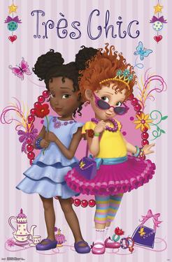 Fancy Nancy - Friends
