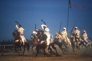 Fantasia Celebration, Meknes, Morocco