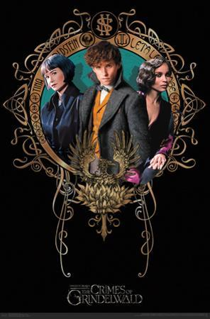 FANTASTIC BEASTS 2 - TRIO