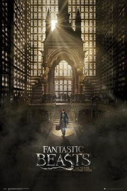 Fantastic Beasts- Grand Arrival One Sheet