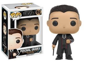 Fantastic Beasts - Percival POP Figure