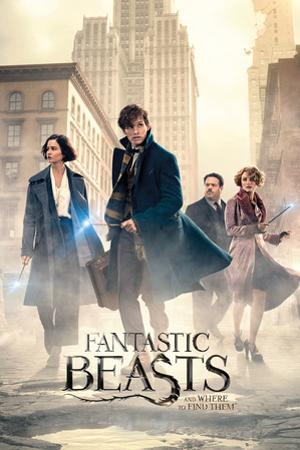 Fantastic Beasts- Streets Of New York