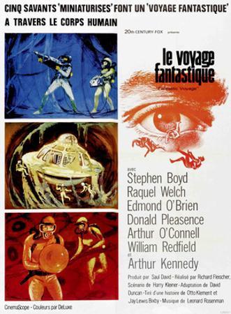 Fantastic Voyage, (aka Le Voyage Fantastique), 1966