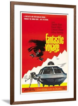 Fantastic Voyage--Framed Poster