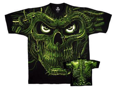 Fantasy - Terminator Skull