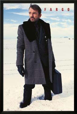 Fargo - Lome Malvo Snow Blood