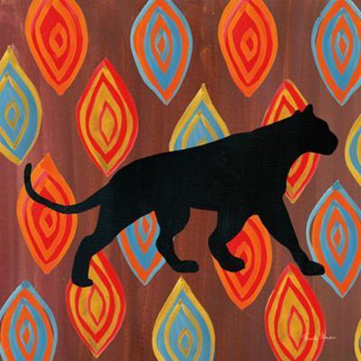 African Animal II by Farida Zaman
