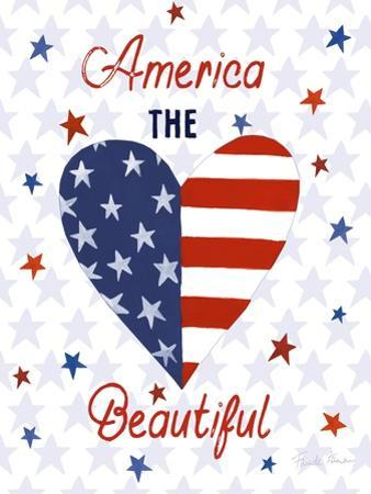 America The Beautiful II by Farida Zaman