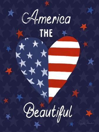 America The Beautiful VI by Farida Zaman