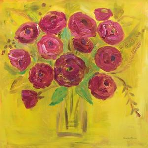 Burst of Poppies by Farida Zaman