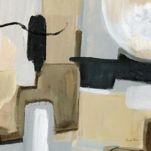 Earthy Abstract I by Farida Zaman
