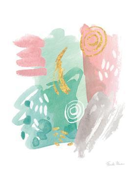 Faridas Abstract I v2 by Farida Zaman