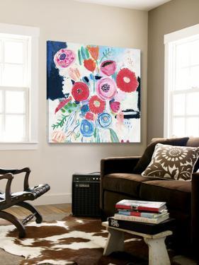 Fresh Florals II by Farida Zaman