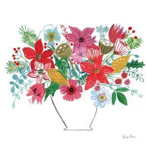 Holiday Bouquet II by Farida Zaman