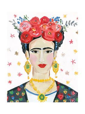 Homage to Frida Bright by Farida Zaman