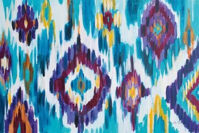 Ikat Jewel I by Farida Zaman