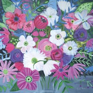 Jungle of Florals by Farida Zaman