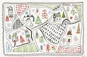 Neighborhood Holiday IV by Farida Zaman