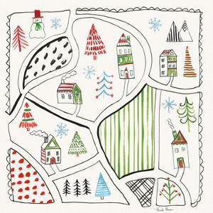 Neighborhood Holiday VI by Farida Zaman