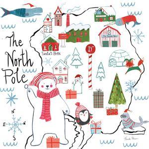 North Pole Pals I by Farida Zaman