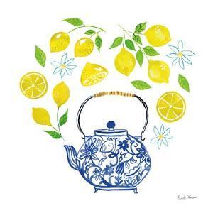 Organic Tea II by Farida Zaman