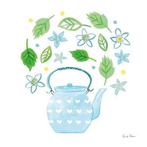 Organic Tea III by Farida Zaman