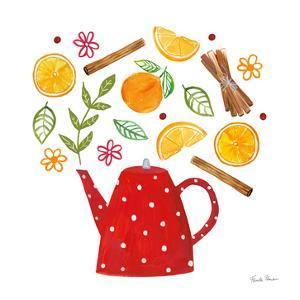Organic Tea IV by Farida Zaman